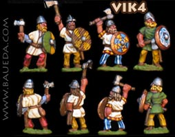 Viking Bondi with Axes [BA-VIK04]