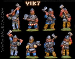 Viking Huscarls 2 Handed Axes [BA-VIK07]