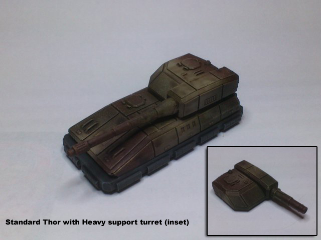 Thor Heavy Support [BRG-SF15-301c]