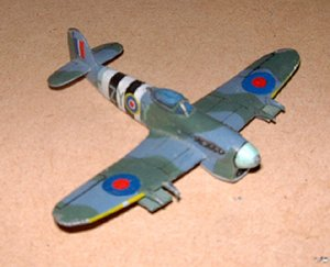 Hawker Typhoon [QRF-AC01]