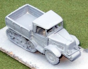 Citroen Kegresse Engineer Vehicle [QRF-FSV08]