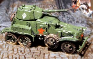 BA-6 Armored Car [QRF-SAC02]