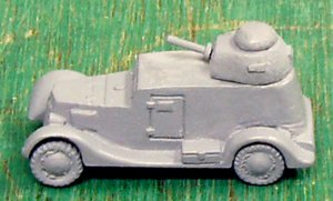 BA-20 Armored Car [QRF-SAC04]